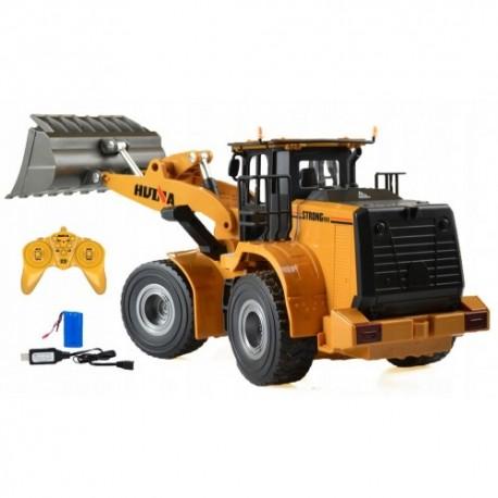 Ładowacz przegubowy h-toys 1567 buldożer koparka