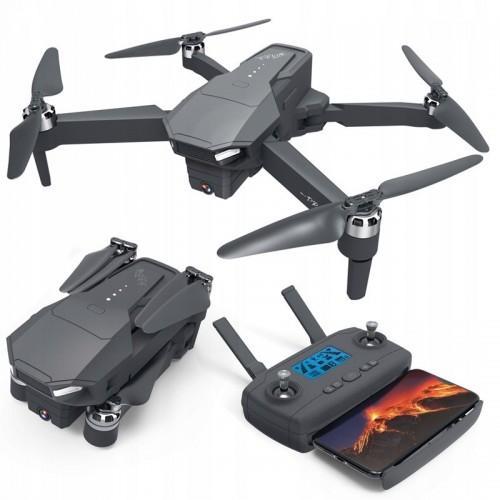 Dron z gps z20 bezszcztkowy kamera 4k + torba