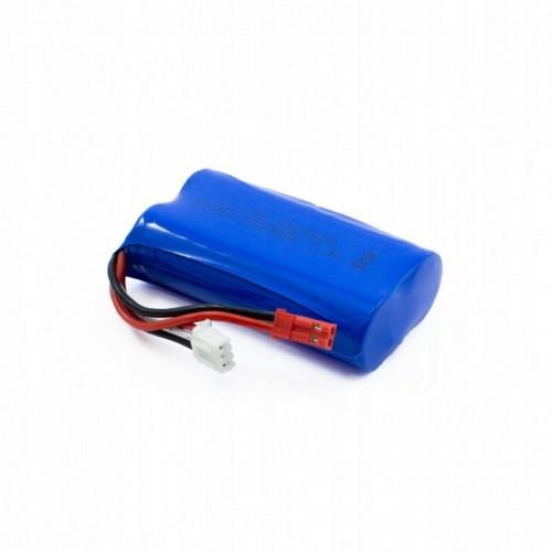 Akumulator 1200 MAH 7,4 V bateria JST