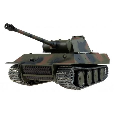Czołg Metalowy Pathent 3819 1/16 Heng Long ASG Z Dymem
