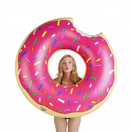 """Duże dmuchane koło w kształcie pączka """"Donut"""""""