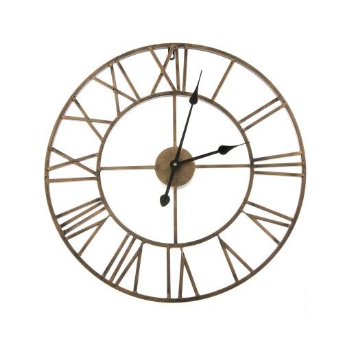 Zegar 60 Cm Stare Złoto