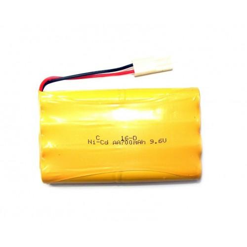 Akumulator 9,6V 700 mAH Crawler Ogromny