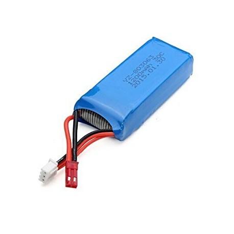 Akumulator 1200 mah 7,4 v do Tarantula x6 Yizhan