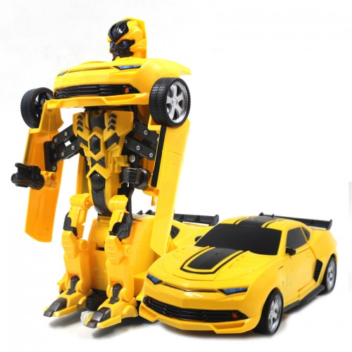 Robot 2w1 Samochód Autobot Sterowany RC