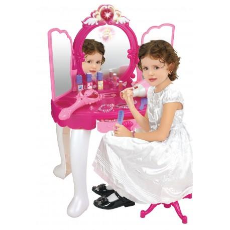 Toaletka dla dziewczynki z akcesoriami 008-18