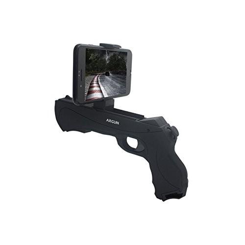 Pistolet do gry w rozszerzonej rzeczywistości AR
