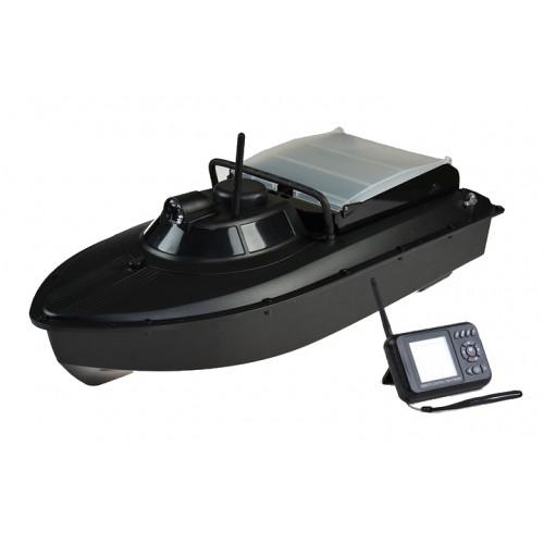 Łódź zanętowa JABO z Echosondą sonar 2BD-10A